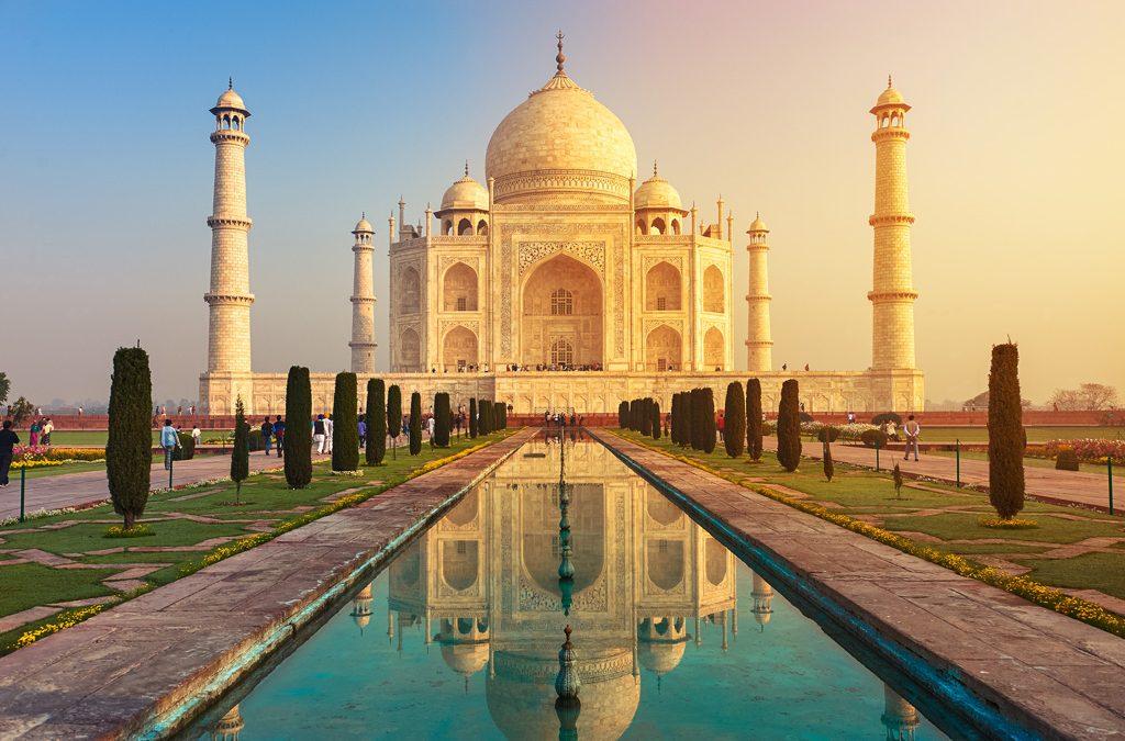 Taj Mahal: Cumplir un sueño