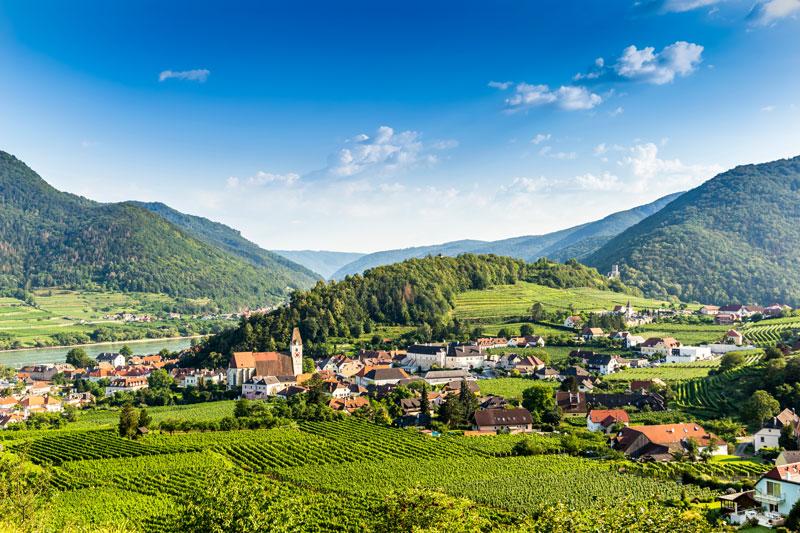 Hoy: un viaje por Austria